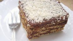 Çikolatalı Bisküvili Pasta Tarifi – Pasta Tarifleri