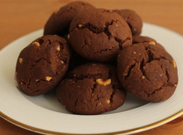 Çikolatalı Kurabiye Tarifi 2 – Kurabiye Tarifleri