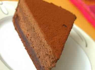 Çikolatalı Mousse Pasta Tarifi – Pasta Tarifleri