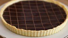 Çikolatalı Tart Tarifi 3 – Pasta Tarifleri