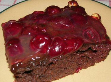 Çikolatalı Vişneli Kek Tarifi – Kek Tarifleri