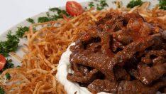 Çökertme Kebabı Tarifi – Ana Yemek Tarifleri