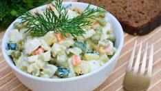 Amerikan Salatası Tarifi 1 – Salata Tarifleri