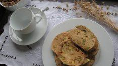 Antep Fıstıklı Biscotti Tarifi – Kurabiye Tarifleri