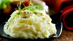 Baharatlı Patates Püresi Tarifi – Aperatif Tarifler