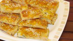 Baklava Yufkasından Peynirli Börek Tarifi – Börek Tarifleri