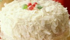 Beyaz Pasta Tarifi – Pasta Tarifleri