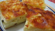 Bol Sütlü Su Böreği Tarifi – Börek Tarifleri