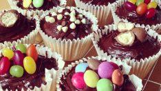 Bonibonlu Cupcake Tarifi – Kek Tarifleri