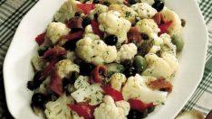 Cevizli Közlenmiş Sebze Salatası Tarifi – Salata Tarifleri