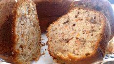 Cevizli Tarçınlı Kek Tarifi 2 – Kek Tarifleri