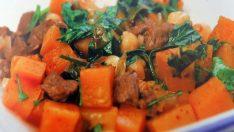 Ekşili Balkabağı Tarifi – Ana Yemek Tarifleri