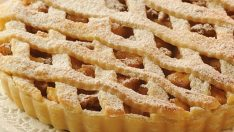Elmalı Kafes Pasta Tarifi – Pasta Tarifleri