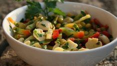 Enginar Salatası Tarifi 1 – Salata Tarifleri