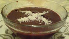 Ev Yapımı Çikolatalı Puding Tarifi – Sütlü Tatlı Tarifleri