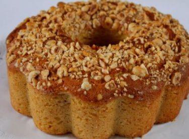 Fındıklı ve Haşhaşlı Kek Tarifi – Kek Tarifleri