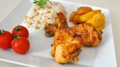 Fırında Bagetli Patates Tarifi – Tavuklu Tarifler