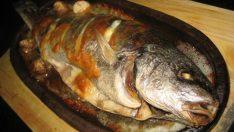 Fırında Kaya Levreği Tarifi – Balık Tarifleri
