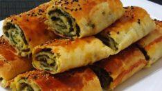Ispanaklı Börek Tarifi 2 – Börek Tarifleri