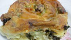 Ispanaklı Gül Böreği Tarifi – Börek Tarifleri
