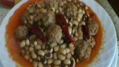 Köfteli Kuru Börülce Tarifi – Etli Yemek Tarifleri