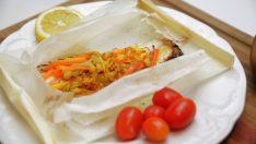 Kağıtta Sebzeli Levrek Tarifi – Balık Tarifleri