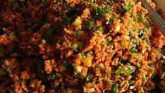 Karışık Kısır Tarifi – Salata Tarifleri