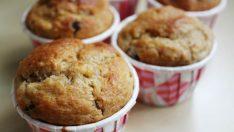 Karamelli Muzlu Muffin Tarifi – Kek Tarifleri