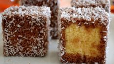 Lamington Kek & Küp Kek Tarifi – Kek Tarifleri