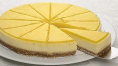 Limonlu Cheesecake Tarifi – Kek Tarifleri