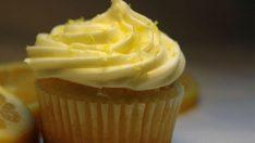 Limonlu Cupcake Tarifi – Kek Tarifleri