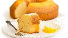 Limonlu Kek Tarifi- Kek Tarifleri