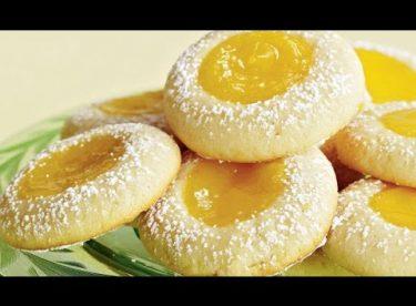 Limonlu Kurabiye Tarifi 1 – Kurabiye Tarifleri