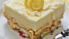 Limonlu Pasta Tarifi – Pasta Tarifleri