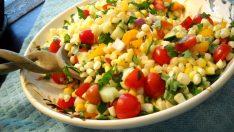 Mısır Salatası Tarifi – Salata Tarifleri