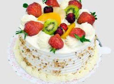 Meyveli Pasta Tarifi – Pasta Tarifleri