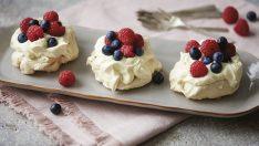 Mini Pavlova Tarifi – Pasta Tarifleri