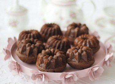 Nutellalı Top Kek Tarifi – Kek Tarifleri