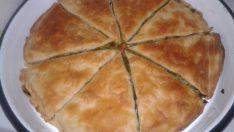 Pırasalı Arnavut Böreği Tarifi – Börek Tarifleri