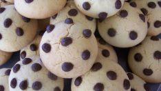 Parça Çikolatalı Kurabiye Tarifi – Kurabiye Tarifleri