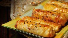 Pastırmalı Paçanga Böreği Tarifi – Börek Tarifleri