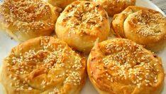 Patatesli Gül Böreği Tarifi – Börek Tarifleri