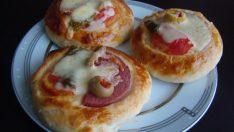 Pizza Poğaça Tarifi – Poğaça Tarifleri