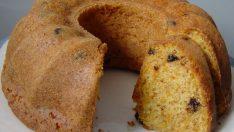 Portakallı Damla Çikolatalı Kek Tarifi – Kek Tarifleri