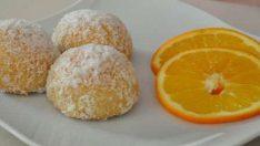 Portakallı Kurabiye Tarifi – Kurabiye Tarifleri