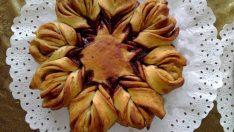 Salçalı Yıldız Çörek Tarifi – Hamur İşleri