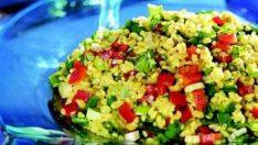Sebzeli Bulgur Salatası Tarifi – Salata Tarifleri