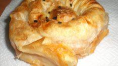 Sebzeli Gül Böreği Tarifi – Börek Tarifleri