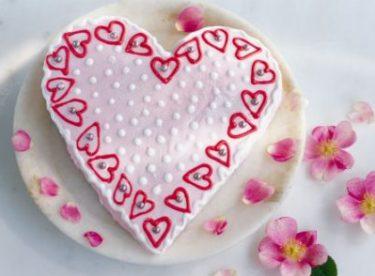 Sevgililer Günü Pastası Tarifi 2 – Pasta Tarifleri
