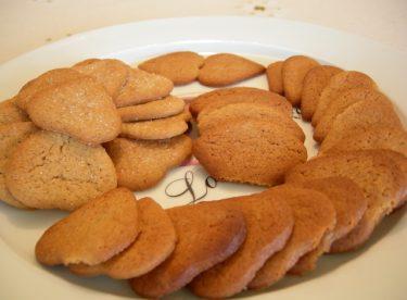 Tarçınlı Bisküvi Tarifi – Kurabiye Tarifleri